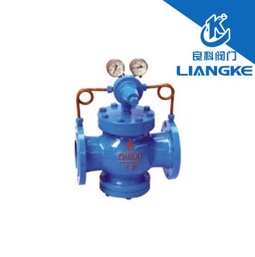 Y42X 型 PN16~PN63 煤气减压阀