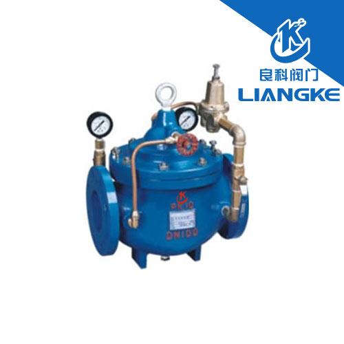 Y42X-10、Y42X-16型水用减压阀